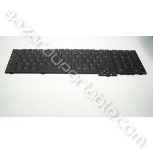 Clavier Français pour HP ZD7000