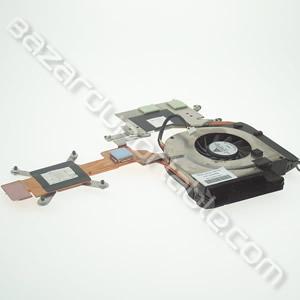 Ventilateur principal avec refroidissement CPU et GPU pour HP pavilion DV6000