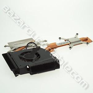 Ventilateur principal avec refroidissement CPU & GPU pour HP pavilion DV9000
