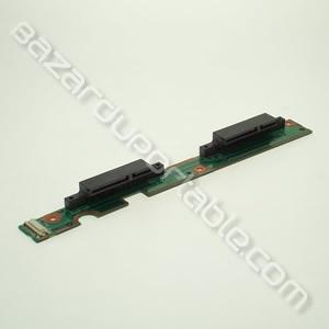 Connecteur disque dur double pour Fujitsu-Siemens Amilo Xa_1526