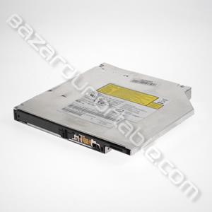 Lecteur graveur CD/DVD pour MSI Megabook GT725 (c�t� gauche l�g�rement enfonc�)