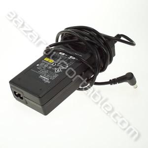 Alimentation 20V 4.5A pour Fujitsu-Siemens Amilo Xa_1526