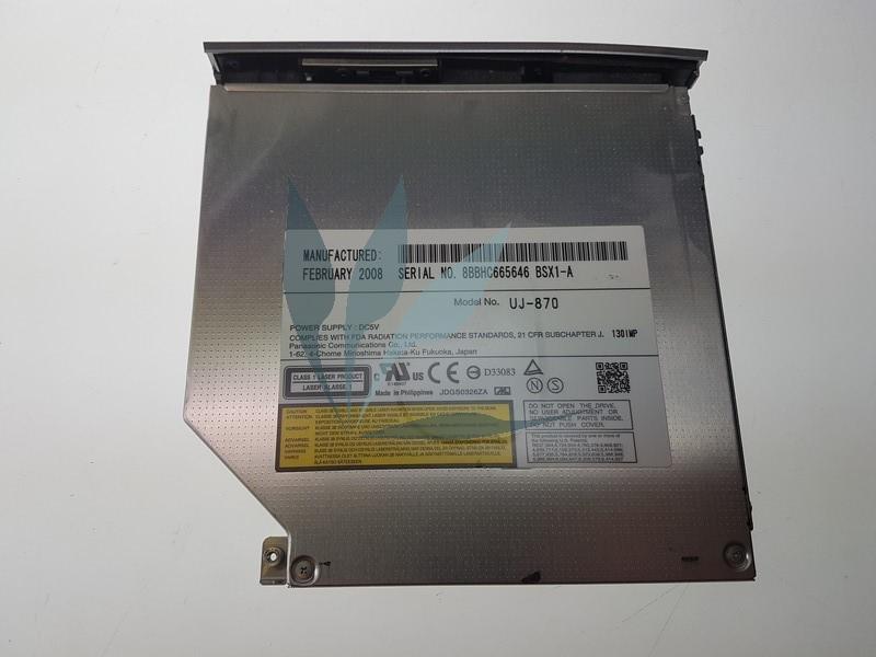 Lecteur graveur CD/DVD pour Sony Vaio VGN-AR61