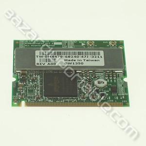 Carte wifi Broadcom 54g MaxPerfomance 802.11 b/g
