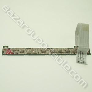 Carte alimentation (interrupteur) pour Toshiba Satellite M30X