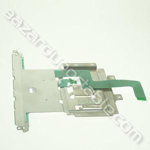 Carte touchpad bouton D/G & contrôle audio pour Asus Z92T