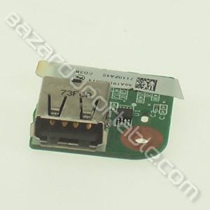Carte USB fille (en bas à droite) pour HP pavilion DV9000