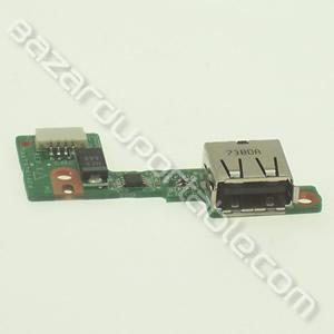 Carte USB latéral droit (haut) pour HP pavilion DV9000