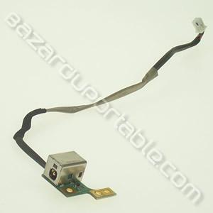 Connecteur d'alimentation sur câble pour HP pavilion DV9000
