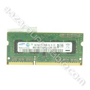Mémoire PC3-10600S-2GB