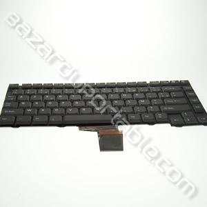 Clavier Fran�ais pour Toshiba Qosmio QG10
