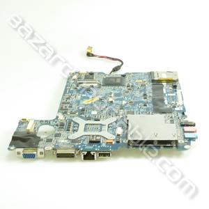 Carte m�re avec connecteur alimentation soud� pour Acer Aspire 2930Z