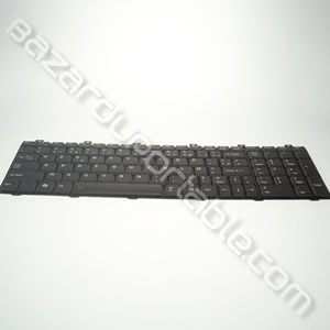 Clavier français pour Toshiba Satellite P100