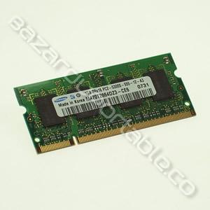 Mémoire DDR2 PC5300 - 555 Mhz - 1 GO