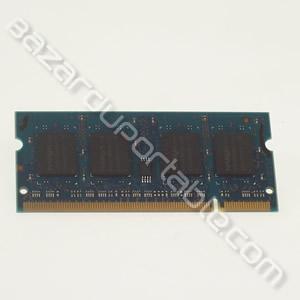 Mémoire DDR2 PC5300 - 555 Mhz - 512 Mo