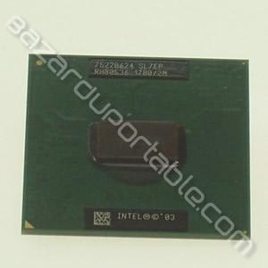 Processeur Intel Centrino - 1.7 Ghz - 2 Mo de cache - bus 400 Mhz - Origine Toshiba Qosmio F10