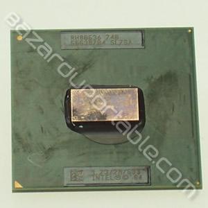 Processeur Intel Centrino - 1.7 Ghz - 2 Mo de cache - bus 533 Mhz - Origine Toshiba Satellite M70