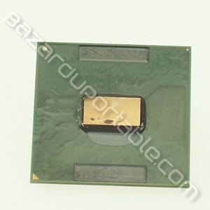 Processeur Intel Centrino - 1.6 Ghz - 2 Mo de cache - bus 533 Mhz - Origine Toshiba Satellite M40X