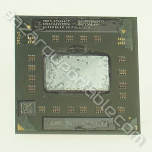 Processeur AMD Turion 64 ML-32 - 1.8 Ghz - 512 ko total cache origine HP pavillion DV5000