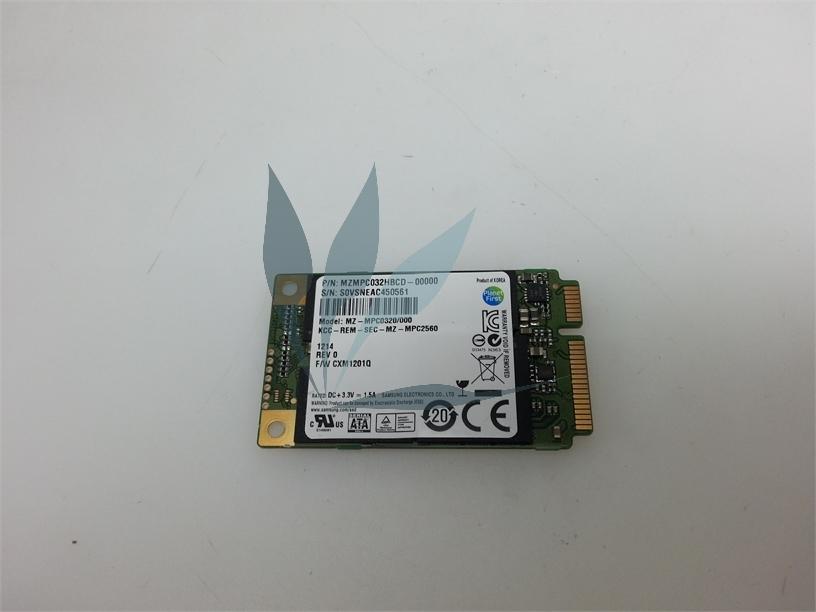 Disque dur SSD MINI MSATA PCI-E 32G SSD pour Sony Vaio SVT131A11M